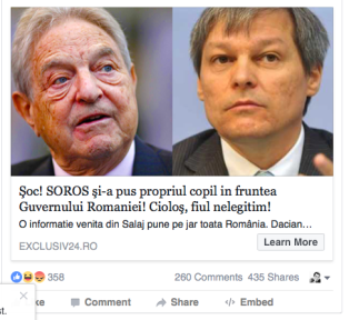 Image result for soros romania inceput